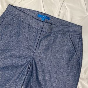 Derek Lam for Design Nation Cropped Trousers Sz 6